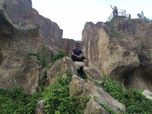 Trip Traveling Liburan Ke Tebing Koja Kandang Godzilla Cisoka Tangerang Banten