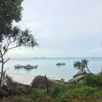 Explore Pantai Penyabong Bangka Belitung