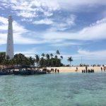 pulau eksotis untuk hoping island pulau lengkuas di bangka belitung 150x150 - 5 Pulau Eksotis Untuk Hopping Island Di Belitung
