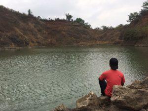 danau hijau wakadobol wisata di bandung barat budi setiadi 1 300x225 - Danau Hijau Wakadobol Tempat Wisata DI Bandung, Jawa Barat