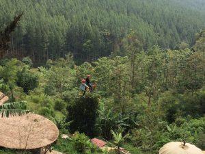 Liburan Di Bandung Pergi Ke The Lodge Maribaya