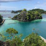 Miniatur Raja Ampat Di Pulau Sombori