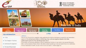 Cara Buat e-Visa India Mudah Dan Gratis