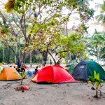 Camping Di Pulau Melinjo Yang Tak Berpenghuni