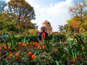 Lodhi Garden New Delhi India