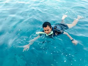 Snorkeling Di Pulau Kayu Angin Bira