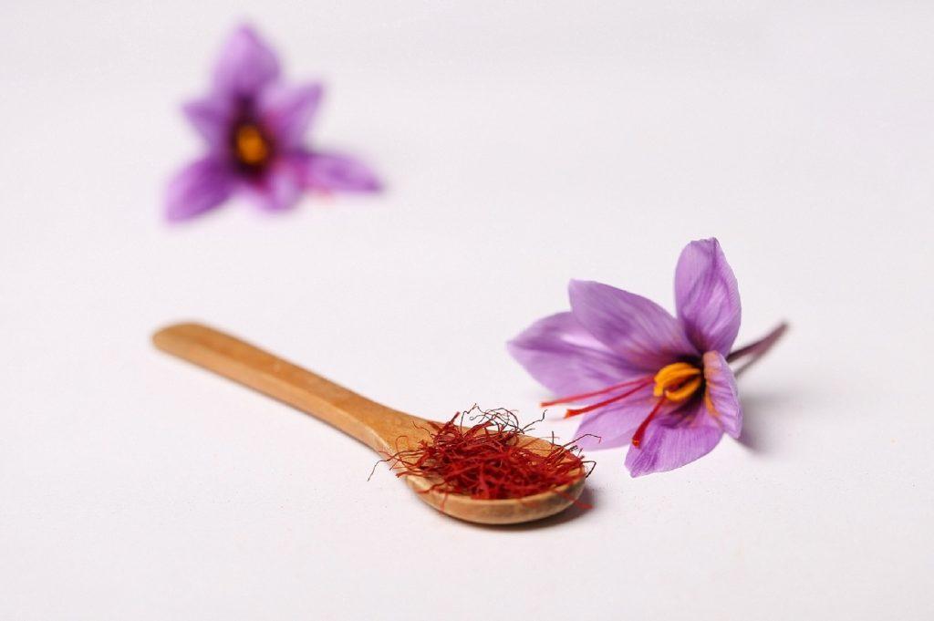 Jenis & Manfaat Saffron